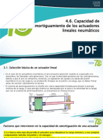 4.6 Amortiguacion Actuadores Lineales