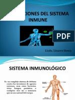 Alteraciones Del Sistema Inmune