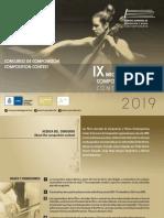 Concurso de Composición - Ix Microjornadas (2019)