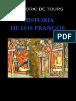 Gregorio de Tours - Historia de Los Francos