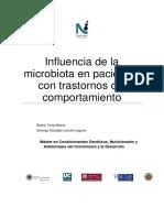 Influencia de la microbiota en pacientes
