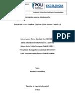 SEGUNDA ENTREGA- PRODUCCION