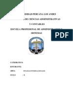 El Fondo Monetario Internacional Peru
