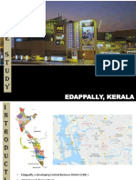 Central Business District, Edappally Case Study