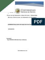 """DISEÑO DE UN PLAN DE ADMINISTRACION PARA LA BIBLIOTECA DE LA I.E. """"SANTA LUCIA"""""""