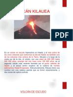 volcán kilauea