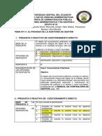 Bases de Preg-tema 11-Grupo Nº05 El Proceso de La Auditoría de Gestión
