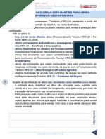 Resumo CPCs Egbert Buarque