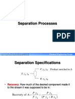 CH3080 Separations