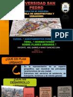 00 Normativa de Plan Urbano