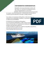 Levantamientos Hidrograficos y Levantamiento de Ruta
