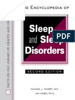 (Facts on File library of health and living) Michael J. Thorpy, Jan Yager-The encyclopedia of sleep and sleep disorders-Facts On File (2001).pdf