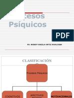 Procesos Psiquicos