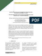 Inyeccion Optima de Reactivos en Sistemas de Distribucion Usando