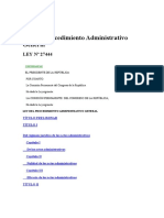 Ley N° 27444 Procedimiento Administrativo General.pdf