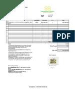 Invoice Nazrul 23 April