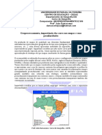 Geoprocessamento e as Cores
