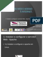 3 Instalar e Configurar o Servidor Web Apache 5 Rel 1
