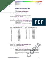 Comandos de Configuración de VLANs Catalyst 1900
