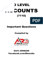 O Level Important Questions.pdf