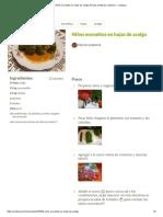 Quesos y Tortillas Veganas - Unión Vegetariana Española