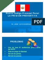Prision Preventiva MP