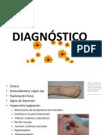 Diagnostico y tx de linfedema