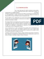 La Comunicación y sus ramas Guía Temática de Lenguaje