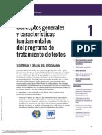Aplicaciones Informáticas de Tratamiento de Textos... ---- (Pg 16--38)