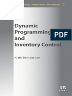 A. Bensoussan - Dynamic Programming and Inventory Control_  Volume 3 Studies in Probability, Optimization and Statistics-IOS Press (2011).pdf