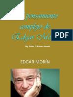 El Pensamiento Complejo de Edgar Morin(Para Exposición)