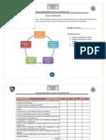 Aprendizaje y Servicio - Matriz de Evaluación