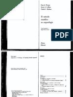 Mét Cient Arqueol Prefacio y Cap 1.pdf