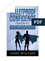 New Bulletproof Confidence Ready
