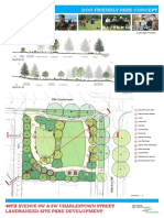 Park meeting boards
