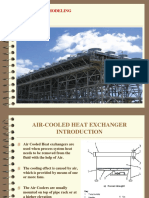 Air Cooler-Modeling and Analysis