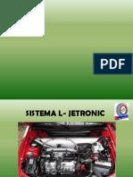 Sistema L- Jetronic