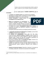 Conceptos - Cuadro Sinóptico - Coloquio 2ºc 2018