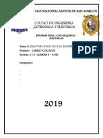Informe Final 1 Maquinas Electricas.docx