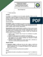 Guia de Trabajo N°3, Modelos matemáticos.