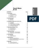 EDM35Manual