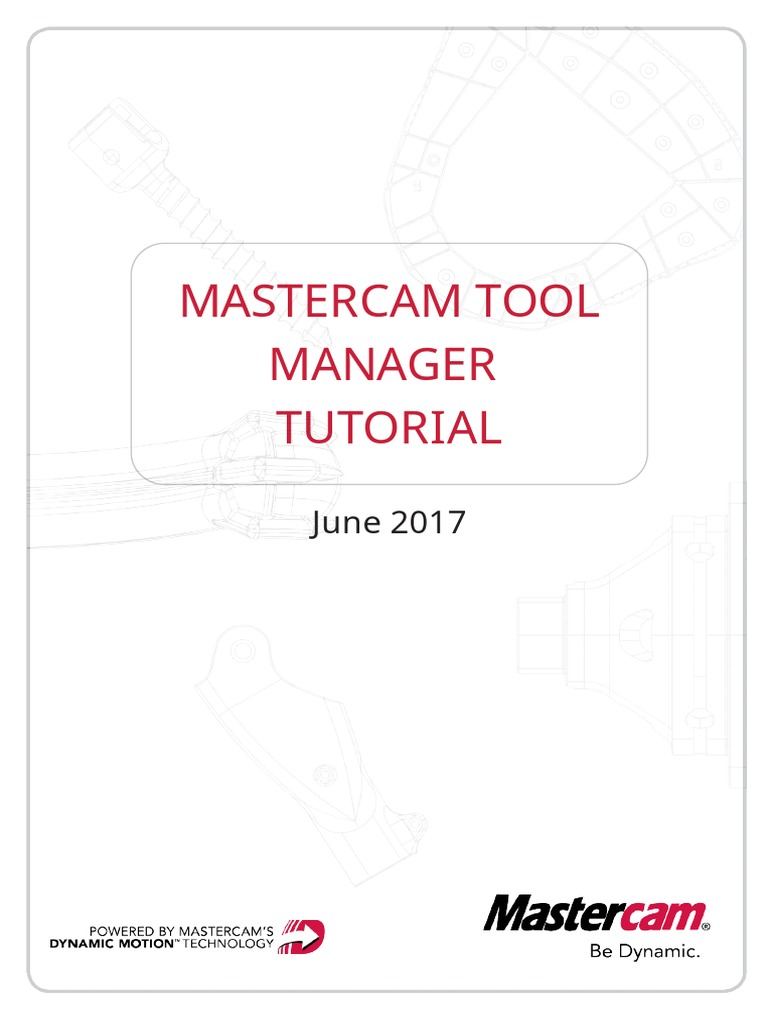 Mastercam Tool Manager Tutorial | Databases | Library (Computing)