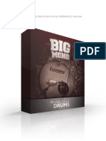 Analogue Drums Big Mono