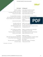 The STAND (TRADUÇÃO) - Hillsong United (Impressão)