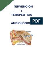 Intervención y Terapéutica Audiologia