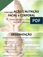 Hidratação e Nutrição Facial