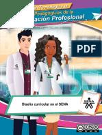 Material Diseno Curricular en El SENA