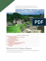 La Arquitectura Olmeca Ha Sido Reconocida Como La Punta de Lanza en Cuanto a Las Construcciones de La Zona Mesoamericana