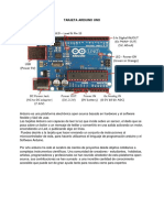 Arduino pines digitales