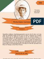 Victoriano Lorenzo